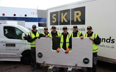 skr showroom removals