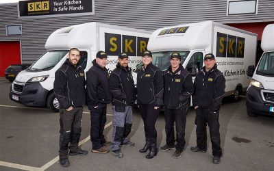 skr team vans warehouse