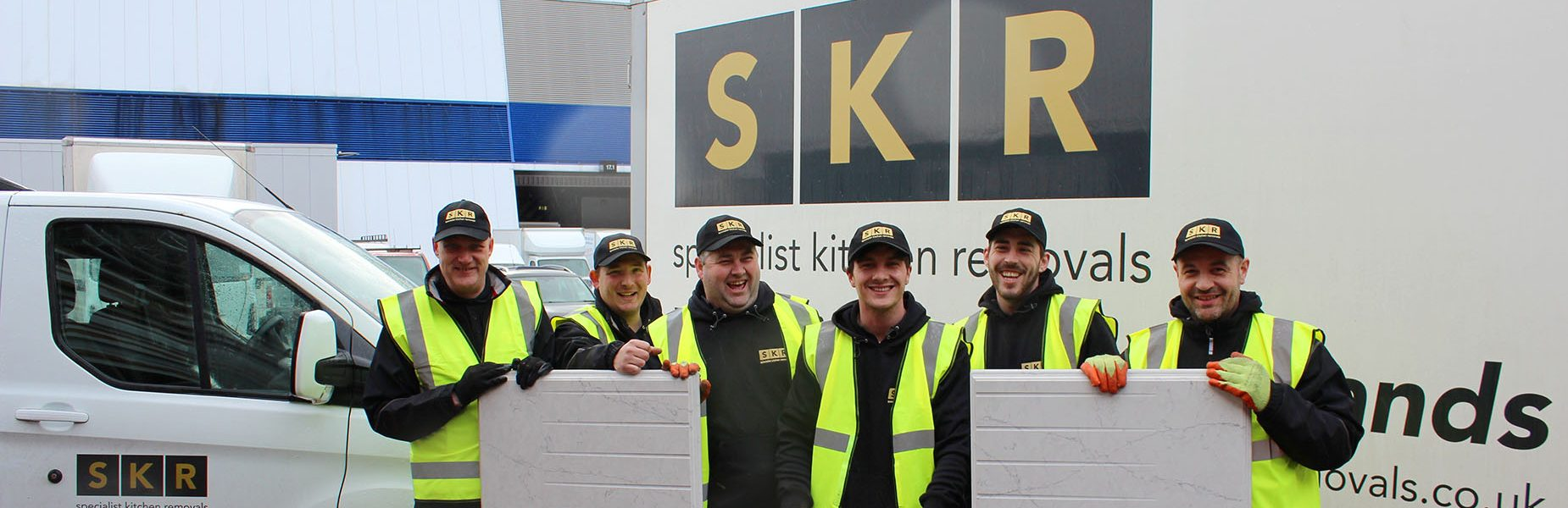 slide specialist kitchen removals team